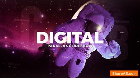 Videohive Digital Parallax Slideshow 20368185