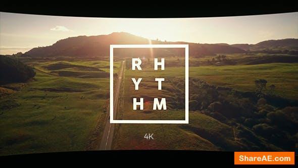 Videohive Rhythm Diary Film