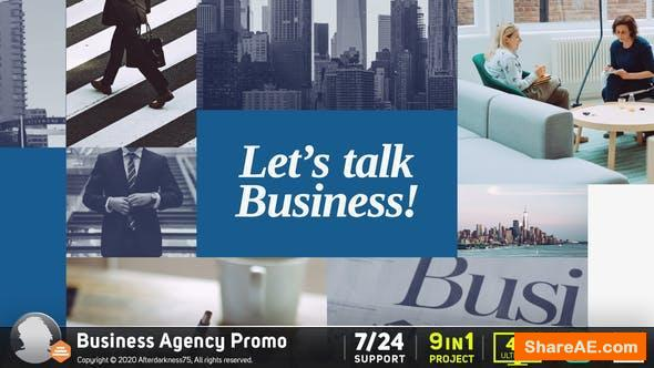 Videohive Business Agency Promo