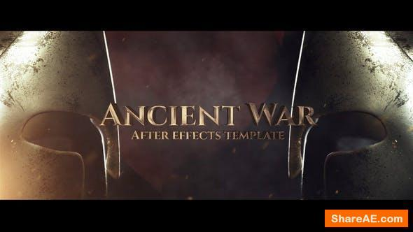 Videohive Ancient War