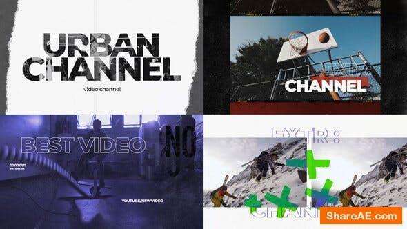 Videohive Promotional Demo Reel Openers