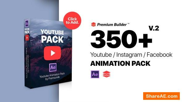 Videohive Youtube Pack - Extension Tool