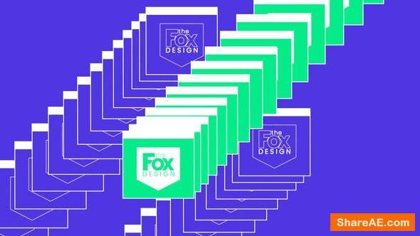 Videohive RetroGame Intro - Logo