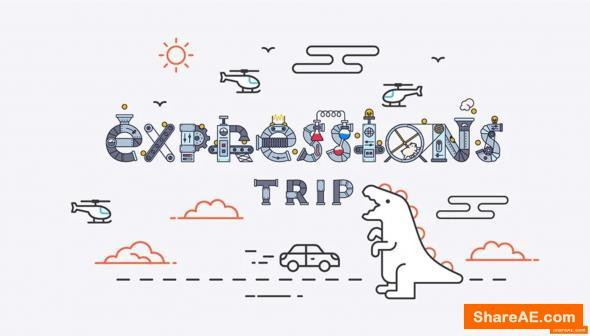 Expressions Trip - Motion Design School