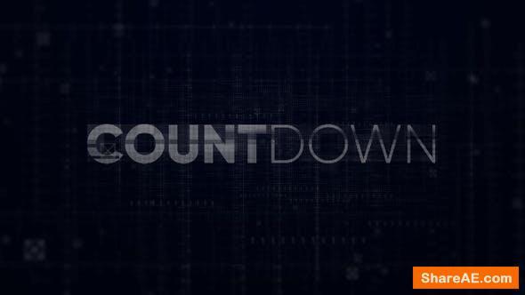 Videohive Countdown - Digital Opener // Premiere Pro