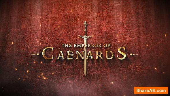 Videohive Emperror Of Caenards - The Fantasy Trailer