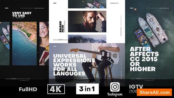 Videohive Minimal Promo Slideshow