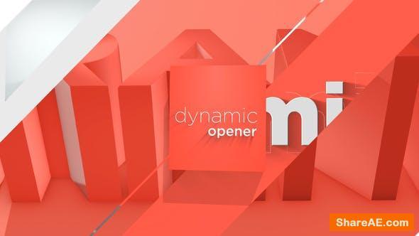 Videohive Dynamic Quik Opener