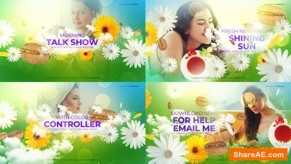 Videohive Morning Talk Show Opener