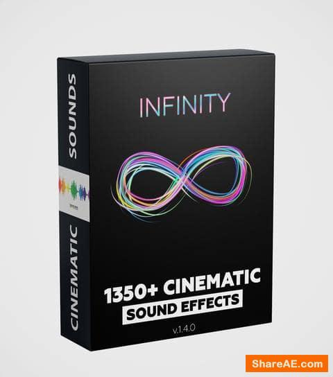 Iinfinity 1350+ Cinematic [Sound Effects]