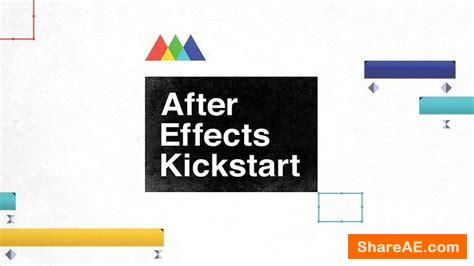 After Effects Kickstart - School Of Motion
