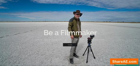 Be a filmmaker - Creative Editing for Storytellling