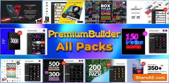 PremiumBuilder All Packs 2020