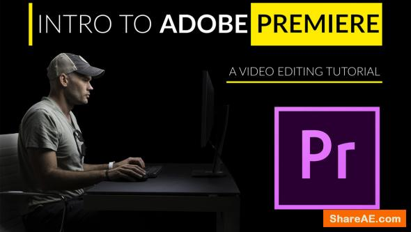 Intro To Video Editing With Adobe Premiere - FStoppers