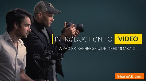 Intro to Video A Photographer's Guide to Filmmaking + BONUS Intro to Premiere - FStoppers