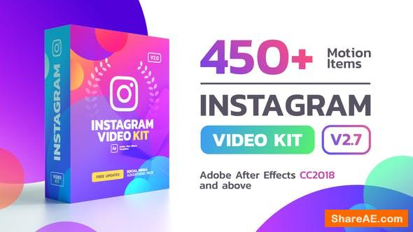 Videohive Instagram Stories v2.7 22331306