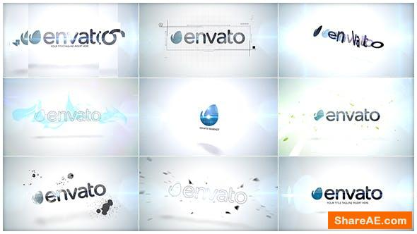 Videohive Clean Logo Pack