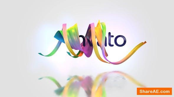 Videohive Ribbon logo 22065734