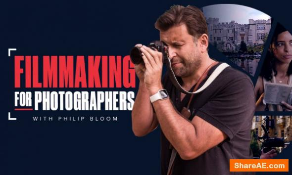 Filmmaking for Photographers - Philip Bloom