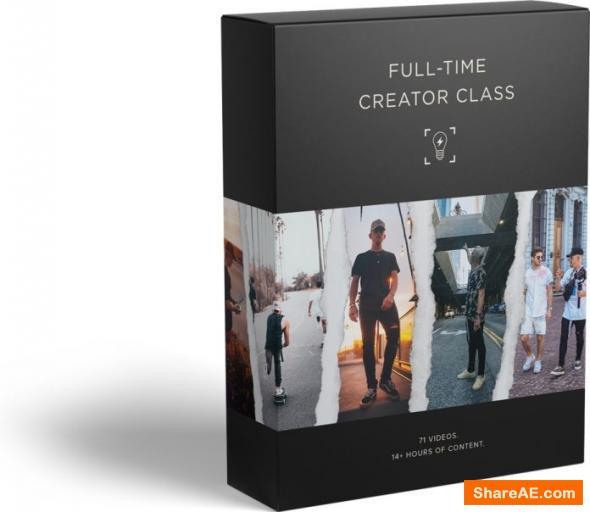 The Full-Time Creator Class