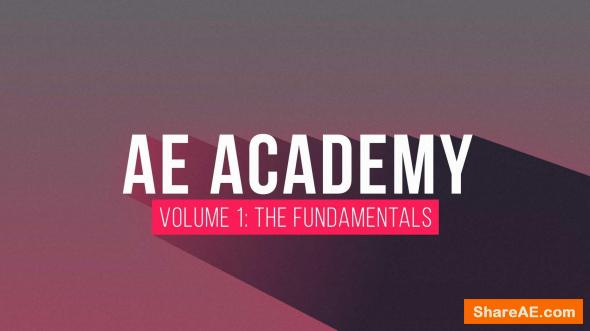 AE Academy Volume 1 - The Fundamentals - Motion Science