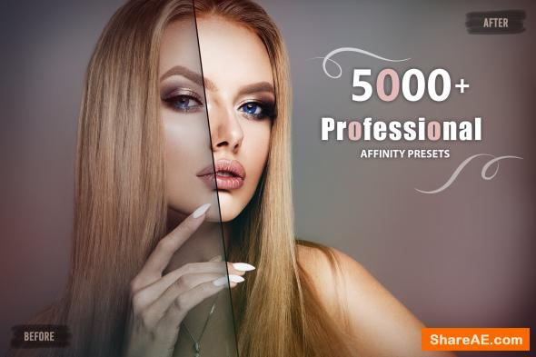 5000+ Professional Affinity Luts