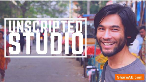 Unscripted Studio Filmmaking Tutorial - Brandon Li