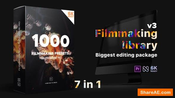 Videohive Effects Pack vol.3 - Premiere Pro