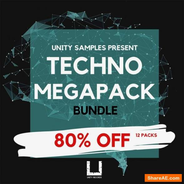 LoopMasters - Unity Samples Techno Megapack