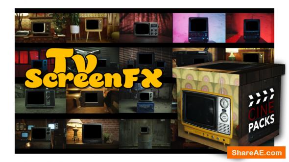 TV Screen FX - Cinepacks