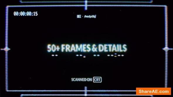 CRT Frames - Ezra Cohen