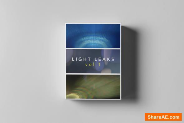 Light Leaks vol.1 - Tropic Colour