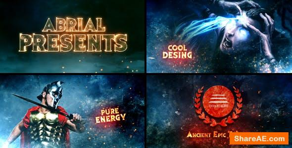Videohive Ancient Epic Trailer
