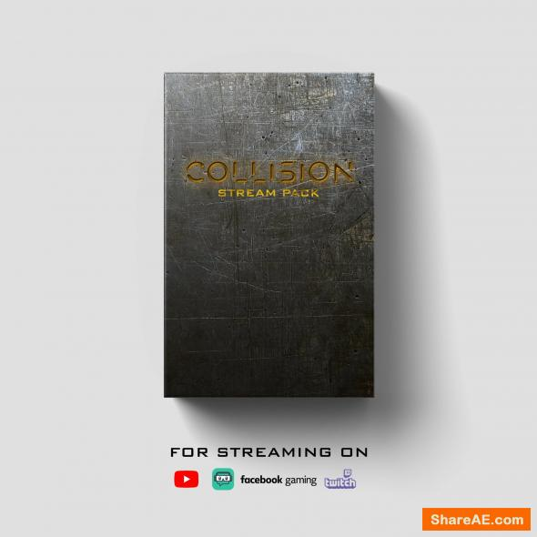 Collision - Pro Stream Package (500+ Assets) - 640studio