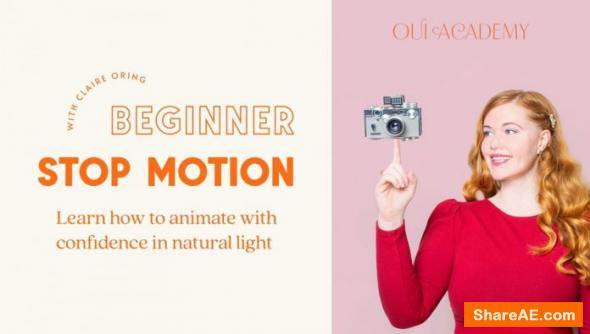 Beginner Stop Motion Animation - Learn How to Create Stop Motion at Home with Claire Oring - Skillshare