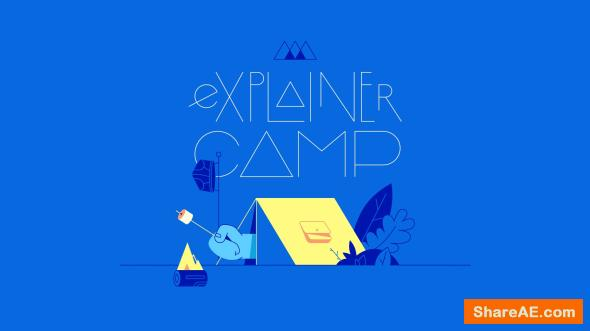 Explainer Camp - Shool of Motion