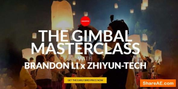 The Gimbal Masterclass with Brandon Li x Zhiyun-Tech