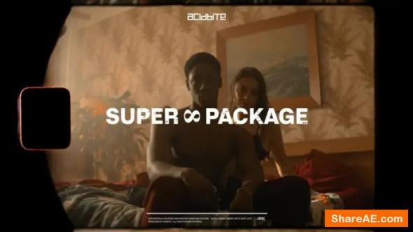 Super 8 Package - AcidBite