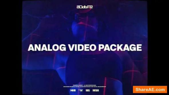 Analog Video Package - AcidBite