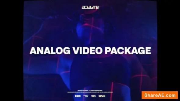 Analog Video Package - AcidBite