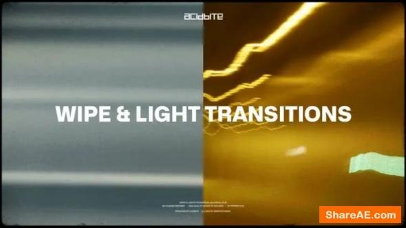 Wipe & Light Transitions - AcidBite