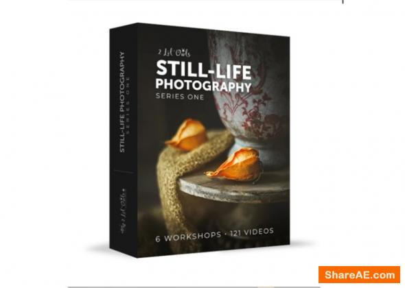 Still-Life Photography - Workshop BUNDLE