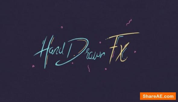 Frame-by-frame Handdrawn FX - Motion Design School