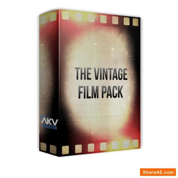 Vintage Film Pack - Akvstudios