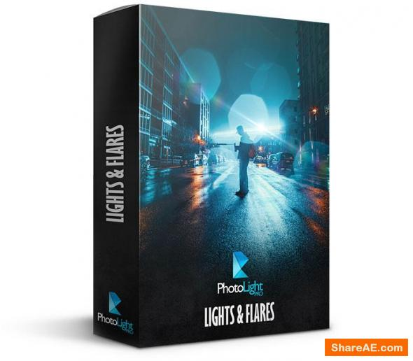 Lights And Flares Pack - PhotoLightPro
