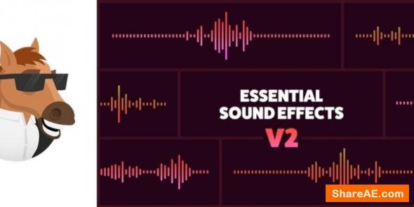 Mister Horse Essential Sound Effects V2