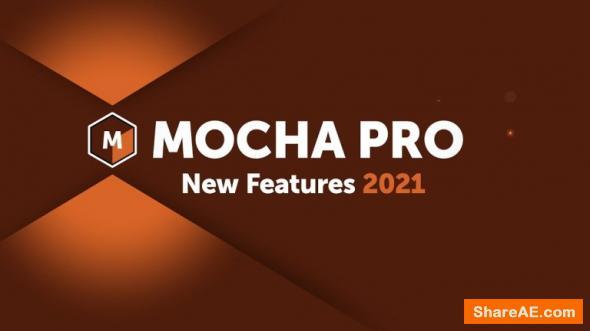 Boris FX Mocha Pro 2021 v8.0 (WIN+OFX)
