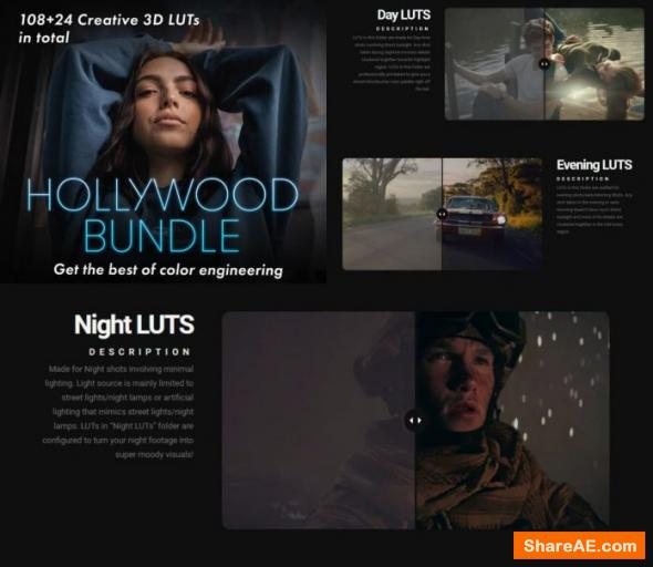 Hollywood Bundle Pack - Colorist Factory