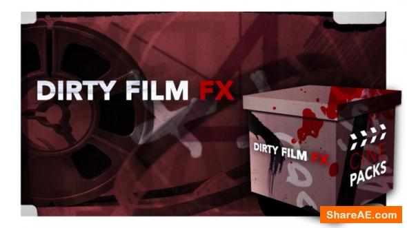 Dirty Film FX - CinePacks