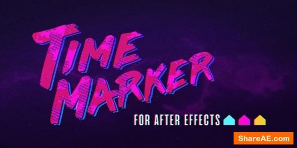 Time Marker v1.0.3 for After Effects
